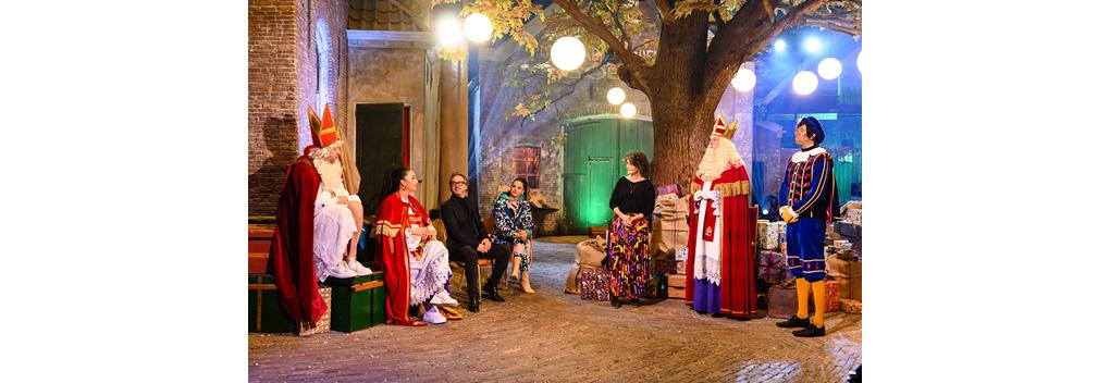 Dieuwertje Blok presenteert Heerlijk avondje voor Sinterklaas