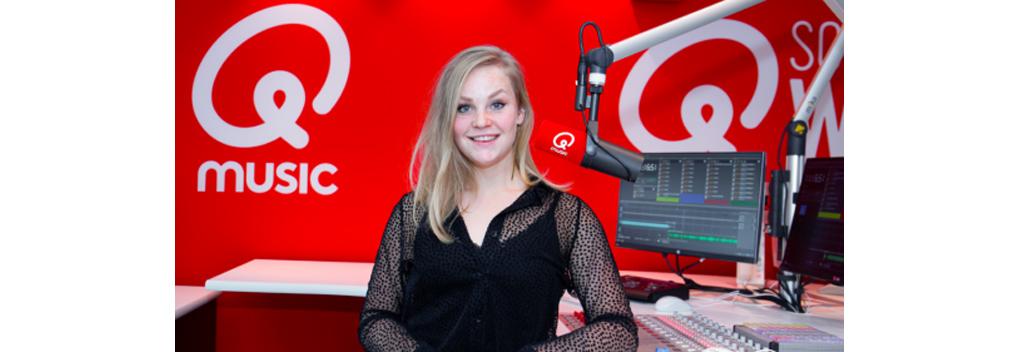 Iris Schut nieuwe nieuwslezer avonduren Qmusic
