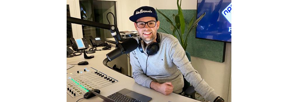 Jacob de Vries naar Munck Studios Nederland