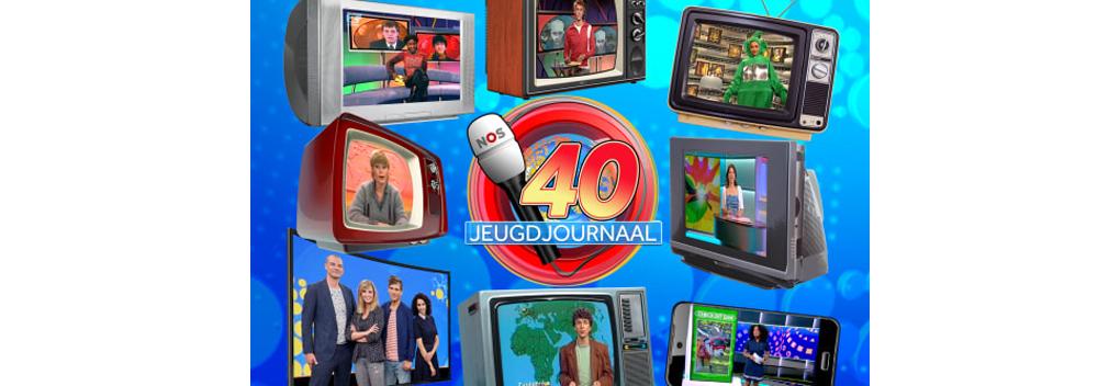 NOS Jeugdjournaal viert 40ste verjaardag