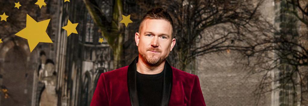 Johnny de Mol geveld door corona, Joris Linssen presenteert kerstshow
