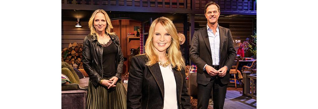 Eerste aflevering Linda's Wintermaand best bekeken programma van zondag