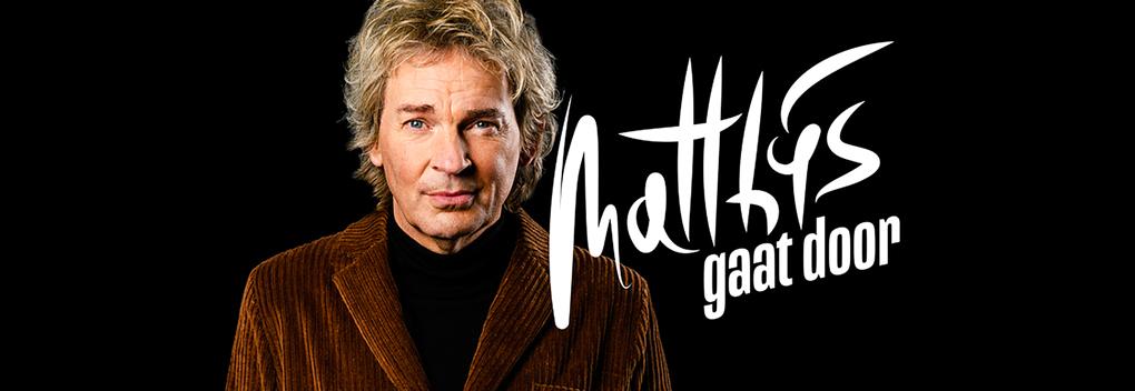 1.384.000 kijkers voor Matthijs Gaat Door