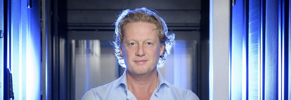 Piet Sjoukes over de trends bij Interxion