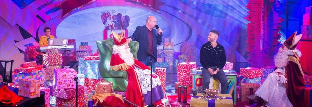 Sint & Paul Pakken Uit! bij RTL 4