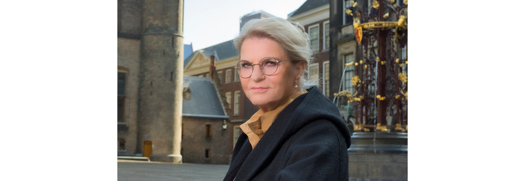 Nieuwe serie De strijd om het Binnenhof met Wouke van Scherrenburg