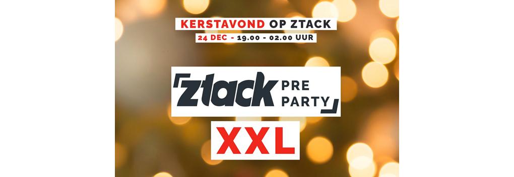 ZTACK luidt kerst in met Pre-Party XXL