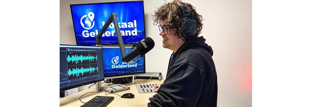 LokaalGelderland start radiozender