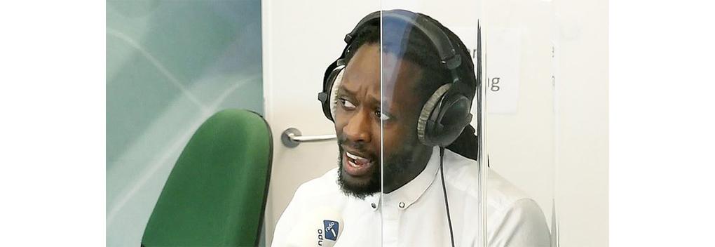 Omroep Zwart kritisch over gedrag Akwasi bij NPO Radio 1