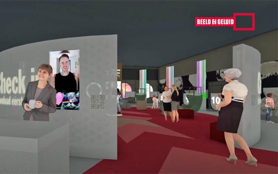 Beeld en Geluid lanceert webserie over verbouwing museum