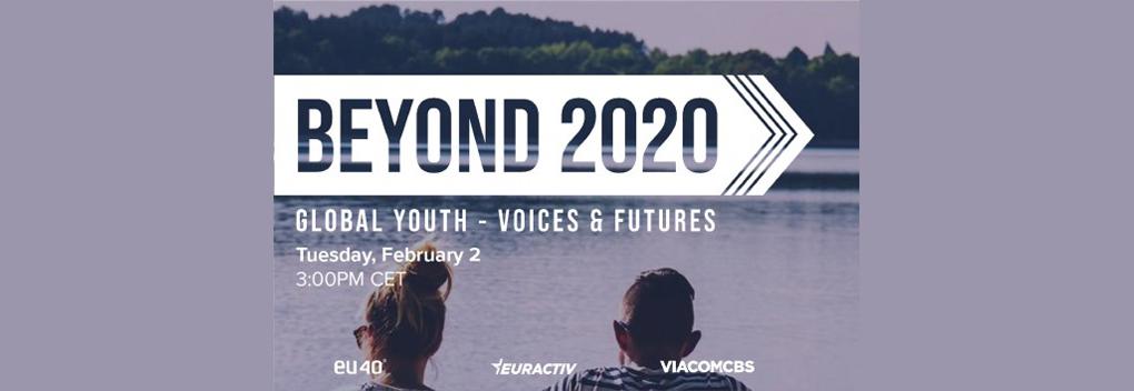 ViacomCBS presenteert Beyond 2020: Global Youth – Voices & Futures
