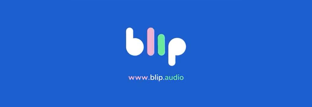 Audioplatform Blip maakt doorstart