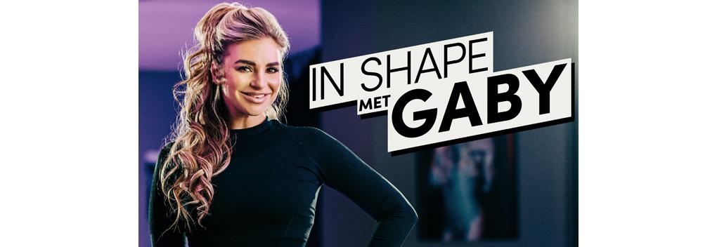 Videoland-serie In Shape Met Gaby maandag gelanceerd