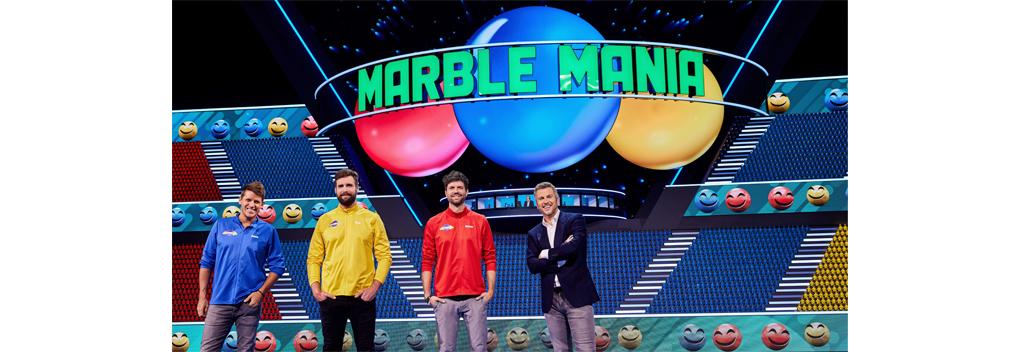 Marble Mania vanaf 21 januari bij SBS6