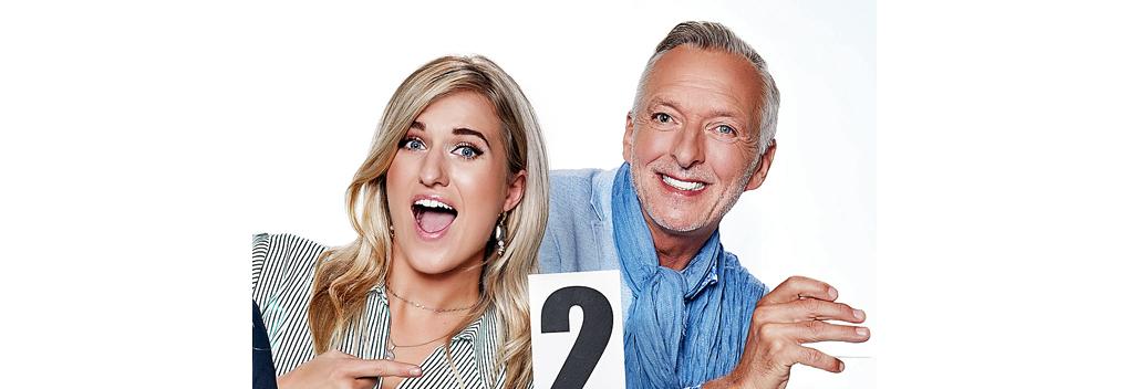 Martien Meiland en Britt Dekker krijgen spelshow op SBS 6