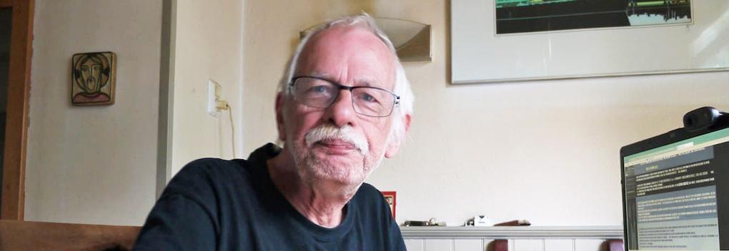 Video-editor Ot Louw overleden
