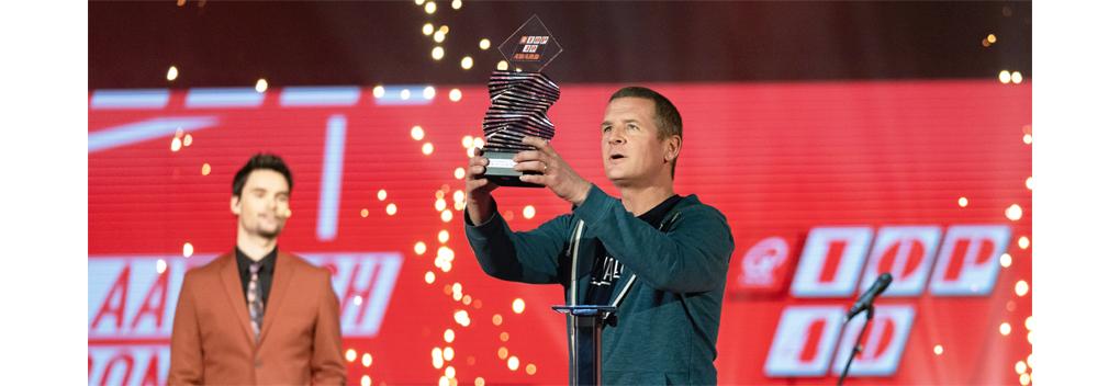 Top 40 Awards voor Racoon en Snelle