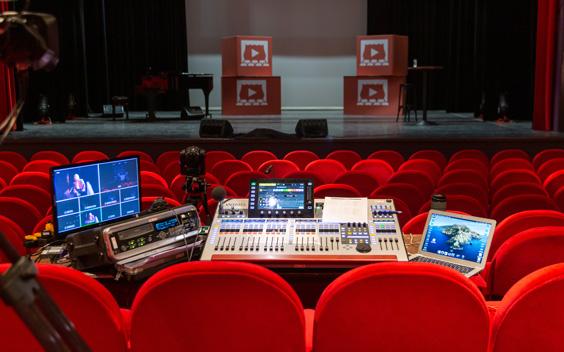 Broadcast Rental verzorgt opnamen TheaterThuis.nl
