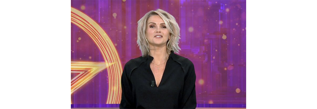 Tooske Ragas nieuwe presentatrice Shownieuws