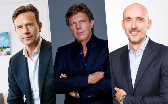 Top 25 machtigste mannen en vrouwen in de Nederlandse media
