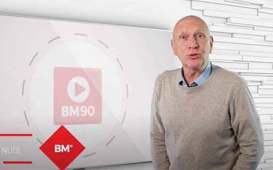 BM90: Mediacourant verwijdert reaguurders en Talpa introduceert Car Wars