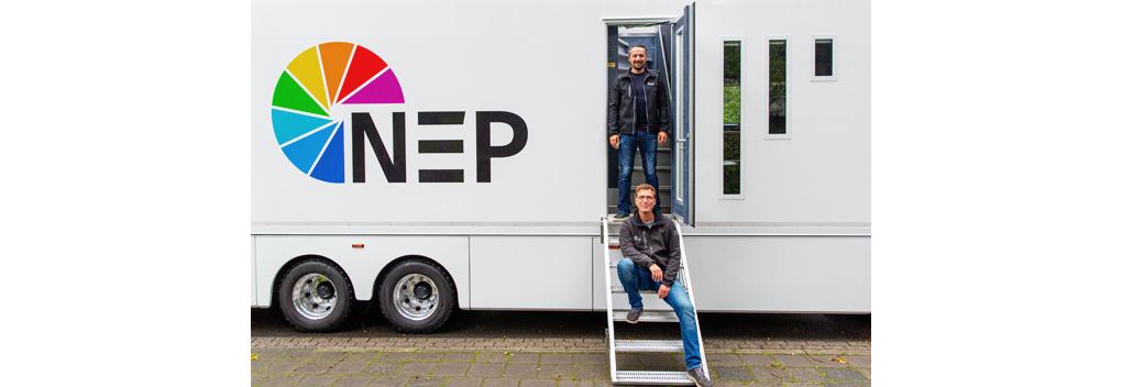 NEP maakt logo op wagenpark onzichtbaar
