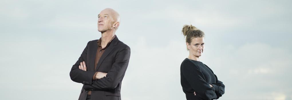 Nieuw boekenprogramma met Ruth Joos en Wilfried de Jong