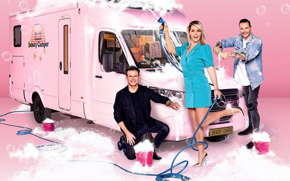 Chantals Beauty Camper krijgt tweede seizoen