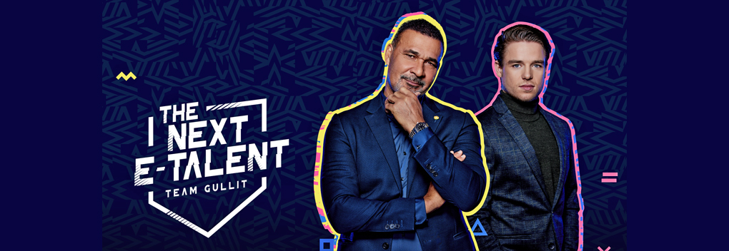EndemolShine produceert The Next E-Talent: Team Gullit voor Videoland