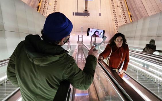 Halina Reijn maakt film met smartphone over leven in coronacrisis