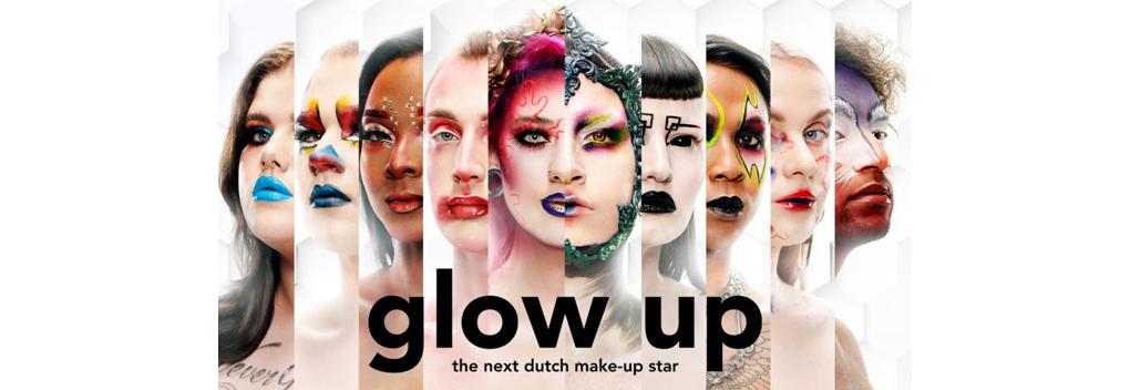 Glow Up: The Next Dutch Make-Up Star vanaf maandag bij Videoland