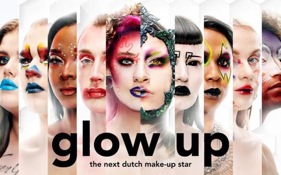 Glow Up: The Next Dutch Make-Up Star bij Videoland