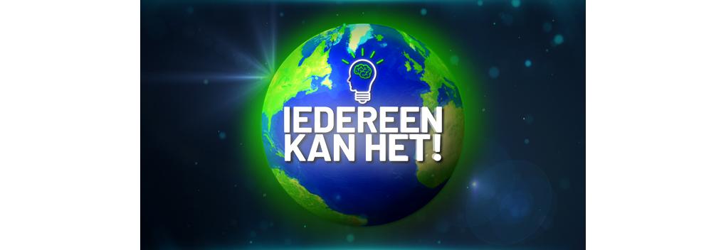 Initiatieven voor een schonere toekomst in Iedereen Kan Het!