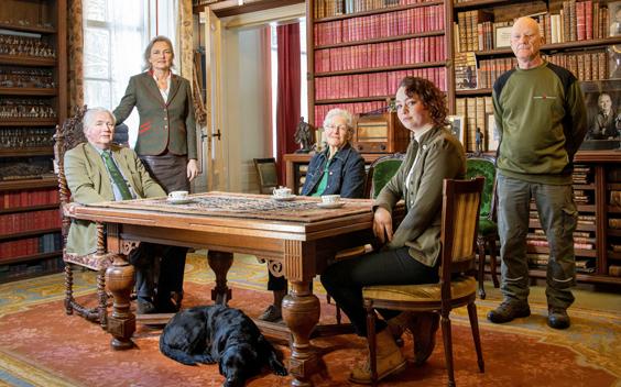 &C TV maakt serie In het hart van ons landgoed voor Omroep MAX