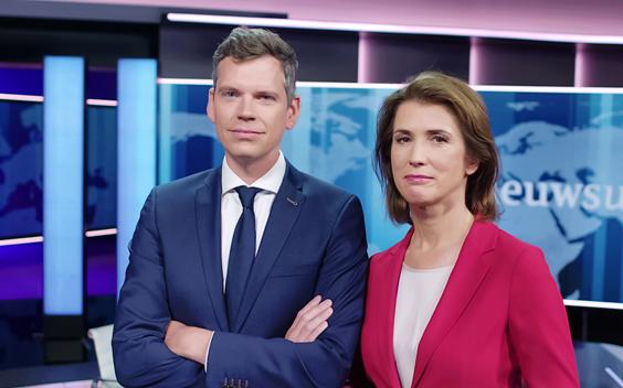 Nieuwsuur wint Zilveren Nipkowschijf voor beste tv-programma