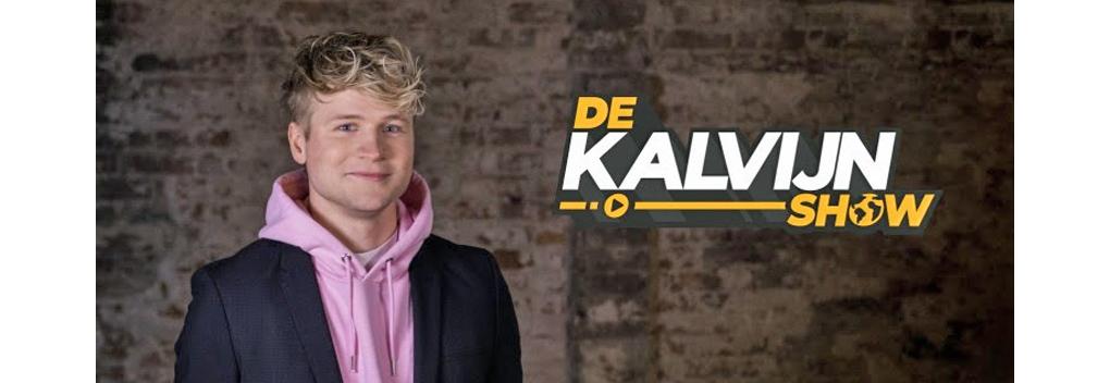 Kalvijn maakt De Kalvijn Show voor BNNVARA op NPO 3