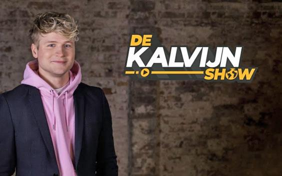 De Kalvijn Show gaat maandag van start op NPO 3