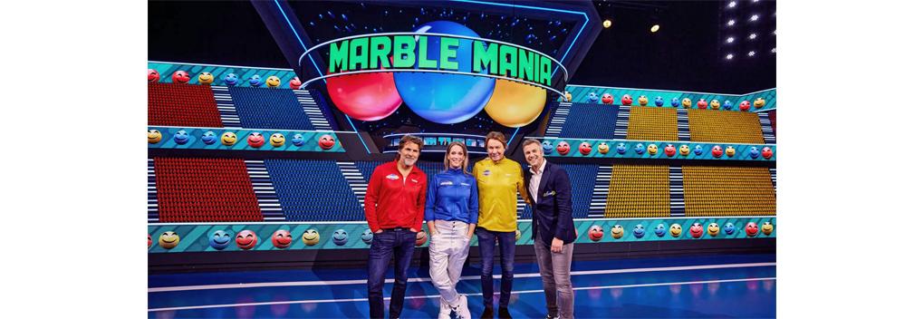 Marble Mania krijgt eigen versie in België
