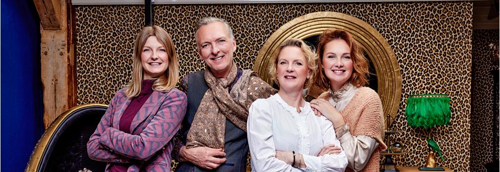 Vincent TV Producties maakt nieuw seizoen Chateau Meiland