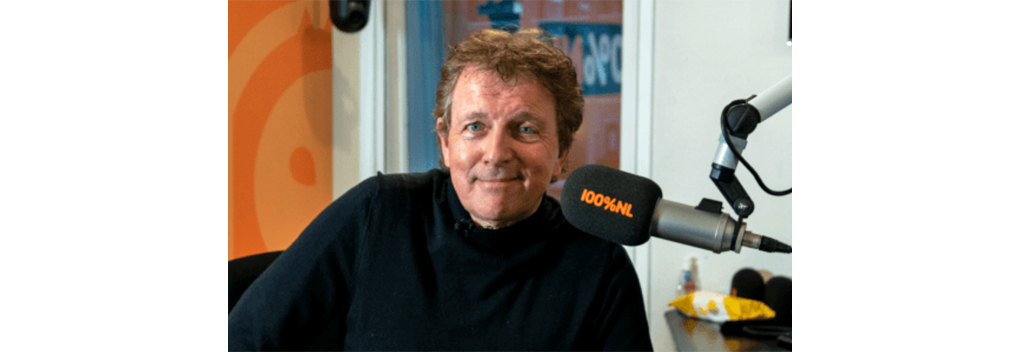 Robert ten Brink presenteert All You Need Is Love Radio op 100% NL
