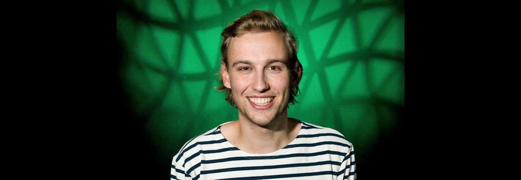 Luc Sarneel maakt nieuw weekendprogramma op NPO 3FM