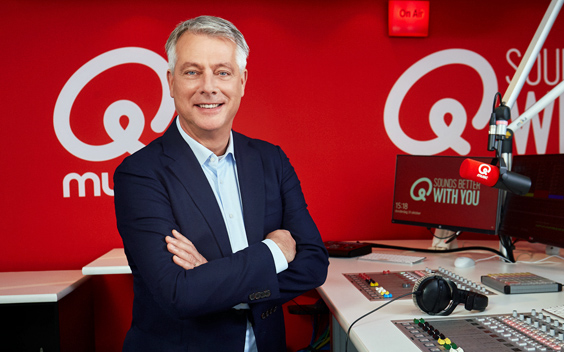 Nieuwe stap in digital advertising bij Qmusic
