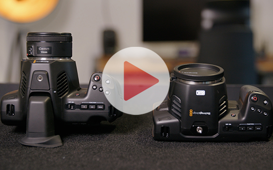 Blackmagic Pocket Cinema 6K vs. 6K Pro (First Look)