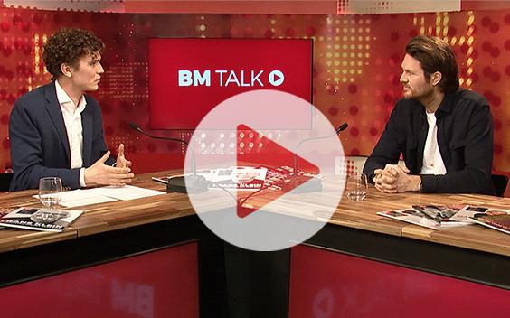 BM Talk met Wouter van der Pauw