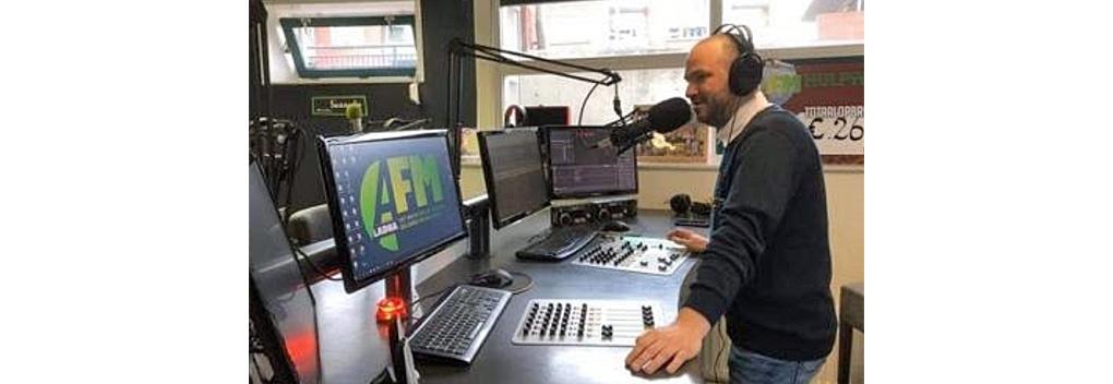 Benito Muller, Coördinator live actualiteiten bij AFM