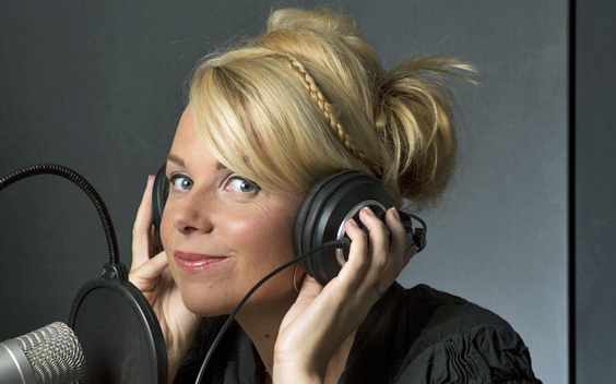 Ode aan de lokale radio met Astrid de Jong