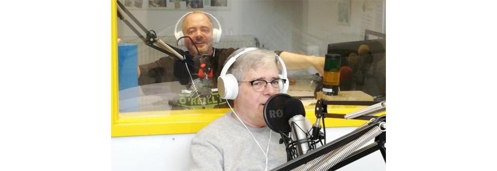 Frank Koning, Hoofd Programmaleiding bij Radio Beverwijk