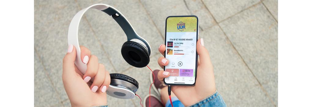 Digital audio zorgt voor meer bereik en betere herkenning commercials