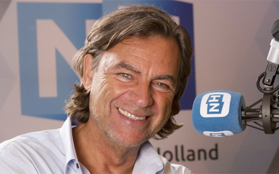 Eddy Keur stopt met radioprogramma bij NH Radio