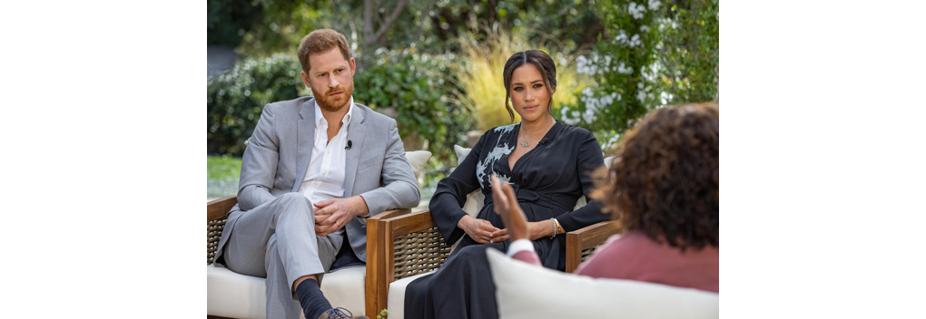 Net5 zendt dinsdag het Oprah-interview met Meghan en Harry uit